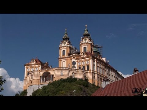 The Wachau from Pöchlarn via Melk to Dürnstein - Austria HD Travel Channel