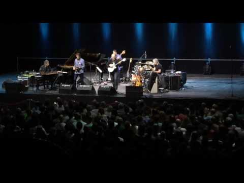 Chick Corea Electric Band - Charged Particles (live in Belgrade Arena, 2017)