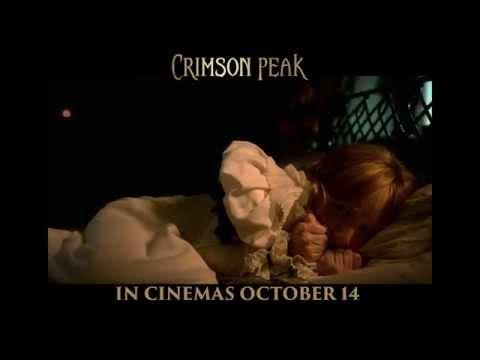 #CrimsonPeak - in theaters OCTOBER 14