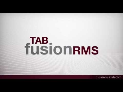 Records Management Software: Bring together electronic and physical records with TAB FusionRMS