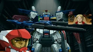 (PS2) Gundam Vs. Zeta Gundam - ZZ Gundam | Arcade Run