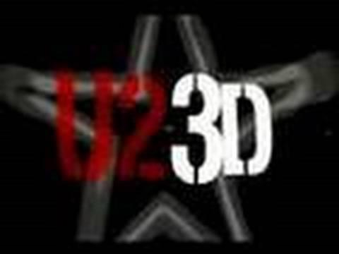 u2 3d trailer youtube