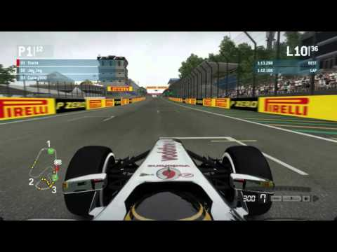 Valhalla Gamer - F1 2013 - Round 19 - Interlagos