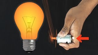 Lighting without Electricity - Science Experiments for Kids - Light Life Hacks - Simple Crafts