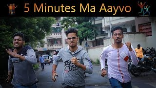 5 Minutes Ma Aayvo || Ganesha Comedy Video - Kaminey Frendzz