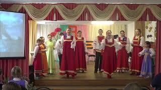 Ансамбль русской народной песни Вереюшка   песня ЛИЗАВЕТА