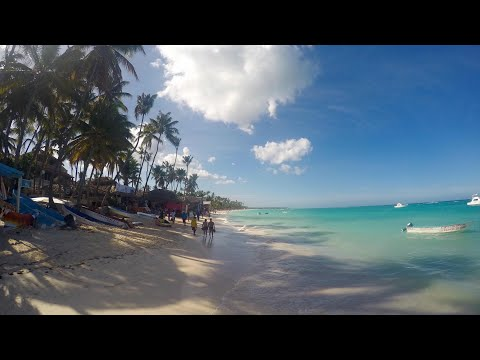 Grand Palladium Punta Cana, Dominican Republic 2017