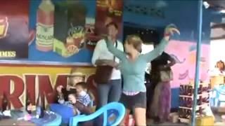 Danse - Katy Perry à Kinshasa danse Zaiko Langa Langa (Mama Siska) 2014
