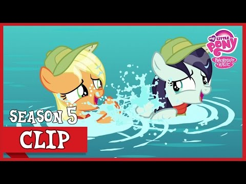 Applejack and her Filly Friend Rara The Mane Attraction  MLP: FiM HD