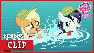 "MLP: FiM – Applejack and her Filly Friend Rara ""The Mane Attraction"" [HD]"