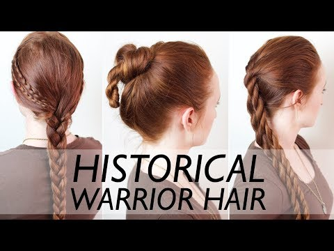 Real Ancient Warrior Hairstyles for Men - Vikings, Suebian Knot, Scythians