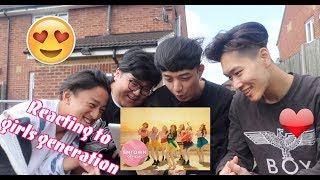 First Time Reacting To Girls' Generation 소녀시대_Holiday_Music Video! - Stafaband