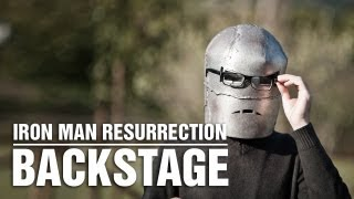 IRON MAN RESURRECTION - BACKSTAGE