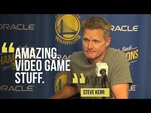 Kerr on what makes Curry so great