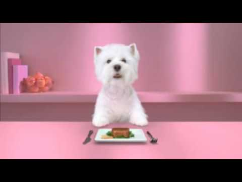 Caesars Dog Food Commercial