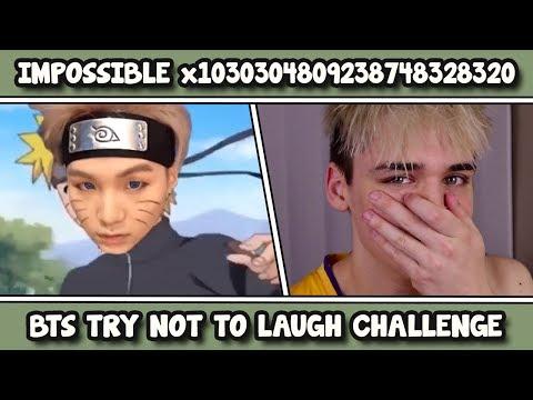 HARDEST BTS TRY NOT TO LAUGH CHALLENGE #8 [BTS CRACK]