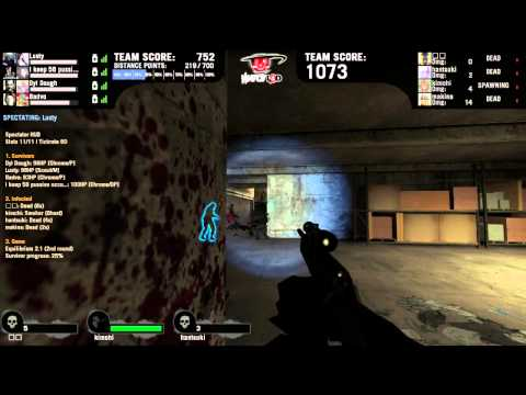 EQ Cup #3 - Round 4- -Carried Off - Team USA vs. nv- MATCH 1/2