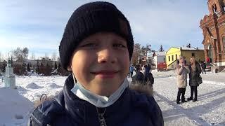 Поездка в Хвалынск