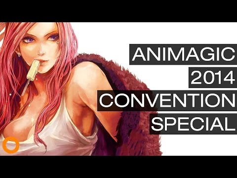 Anime- & Manga-Neuheiten, Cosplay- & Convention-Fieber - AnimagiC 2014 Special