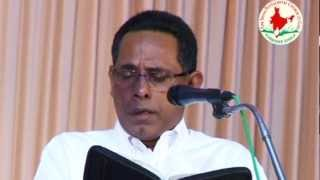 The Dangers of Forgetfulness - Pastor Babu Cherian.- Kumbanad Convention 2013