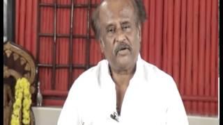 Superstar Rajinikanth speaks about Sivaji - The Boss (3D)