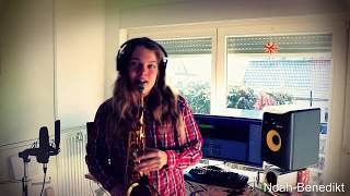 Sweet But Psycho (Ava Max) - Saxophone Cover by Noah-Benedikt