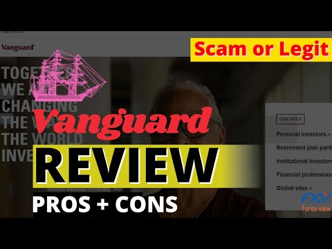 vanguard-brokerage-review-2020:-must-watch-before-start