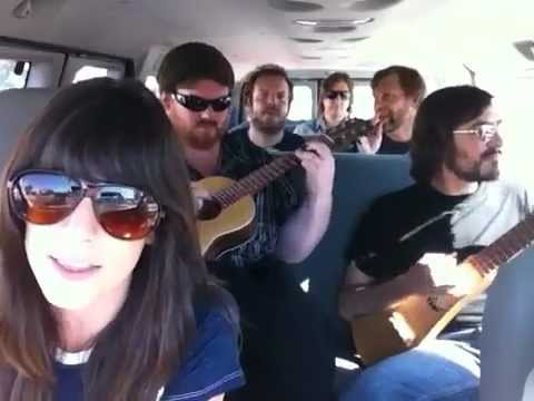 Van Morrison- Days Like This- Cover by Nicki Bluhm and The Gramblers - Van Session 21