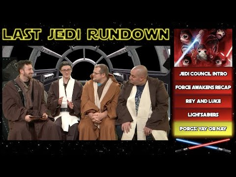 The Last Jedi Rundown