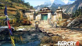 Стрим Far Cry 4 - Стреляй, живи или умри. Часть 3