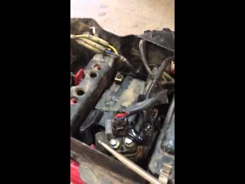 hqdefault yamaha raptor 250 starting problems youtube yamaha raptor 250 wiring diagram at n-0.co