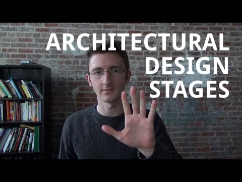 5 Stages of the Architectural Design Process