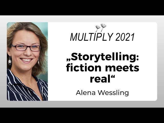 Storytelling: fiction meets real
