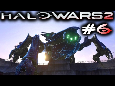 Scarab Bosskampf – Lets Play HALO WARS 2 Kampagne Deutsch Part 6 | 1440p 60FPS Gameplay German