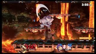Godzilla VS King Kong   Bowser (Raj Mahal) VS Donkey Kong (Martin)