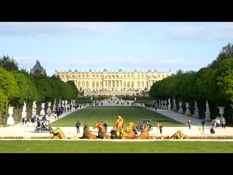 Chateau de Versailles // gh4 4k // paysage // monument historique