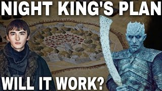 The Night King Has His Own Secret Plan? - Game of Thrones Season 8 Episode 3