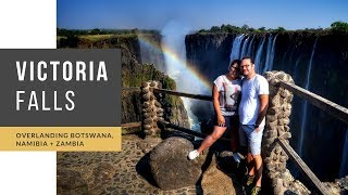 THE DESTINATION: Victoria Falls THE ROUTE: Departing from Cape Town we took the scenic route through the national parks (Kgalagadi Transfrontier Park, ...