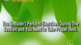 500 Calories & HCG -- Why 500 Calorie Diet Mandatory With HCG Hormone For Fat Loss?