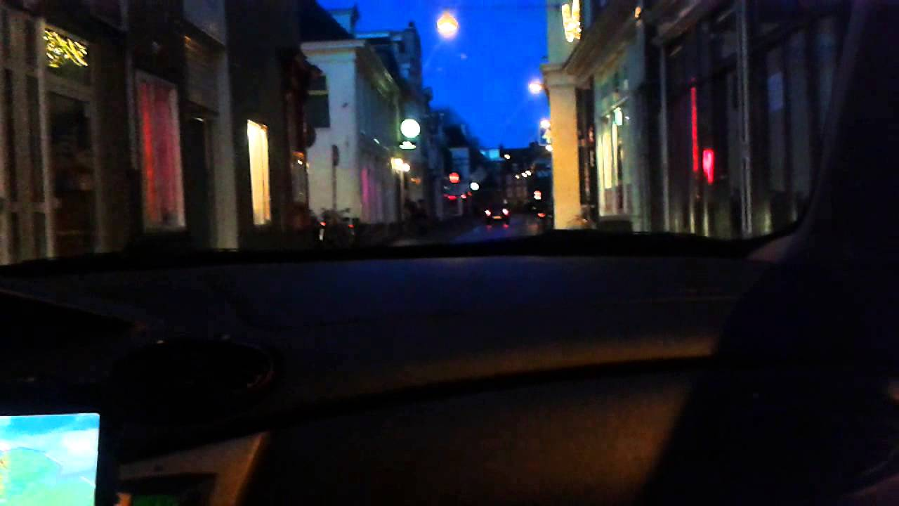 Red Light district Groningen (Holland) - YouTube