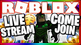 Roblox Live | Join Me | PC