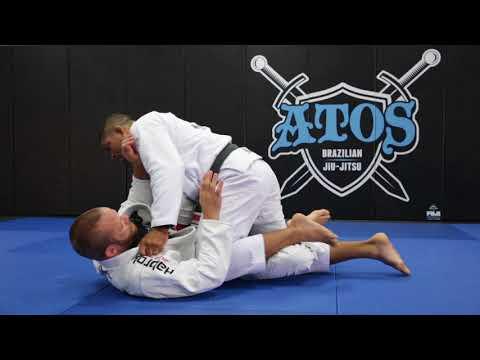 HALF GUARD PASSING SECRET!!!! Atos Jiu Jitsu HQ Techniques