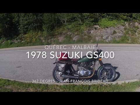 Cafe Racer - Québec Malbaie