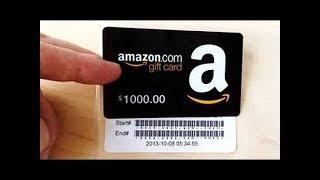 Get $1000 amazon gift card giveaway Free - Jeff Bezos News