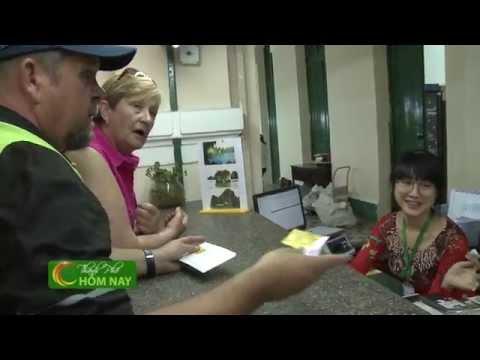 Ngày mới của nhân viên Bưu Điện Trung Tâm Thành Phố - Thành Phố Hôm Nay [HTV9 – 09.10.2015]