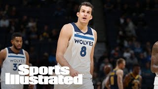 Magic's Arron Afflalo, Wolves' Nemanja Bjelica Ejected After Fight | SI Wire | Sports Illustrated