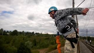 Прыжки с веревкой в Москве и не только | Extreme Family(, 2016-06-29T16:23:16.000Z)