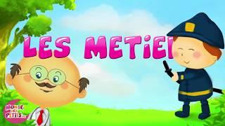 apprendre les métiers en français