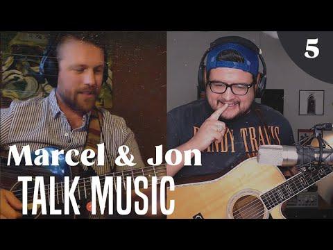 Jon Stickley Talks Scripting The Flip, Andy Thorn, and Guitar Licks - Marcel and Jon Talk Music
