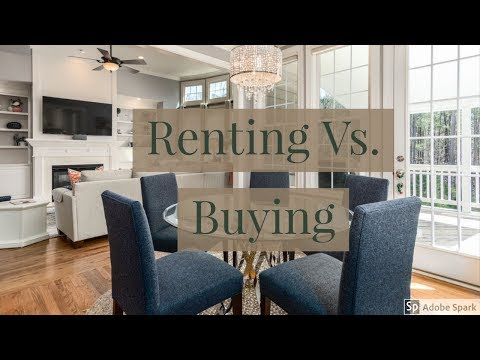 Renting Vs Buying In Jacksonville NC